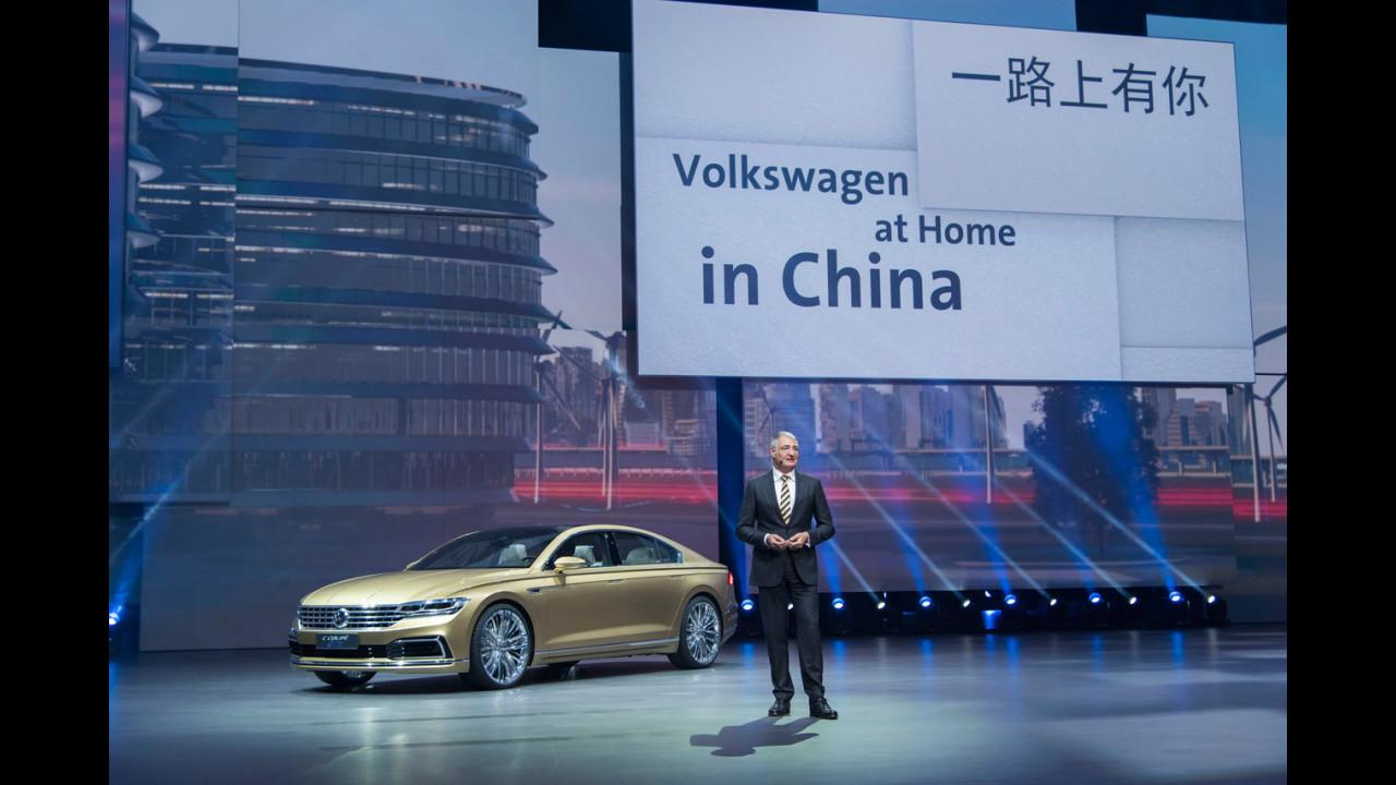 Volkswagen C Coupé GTE Concept