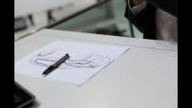 Nuova Citroen C1 disegnata da Carlo Bonzanigo - Chief Designer Citroen