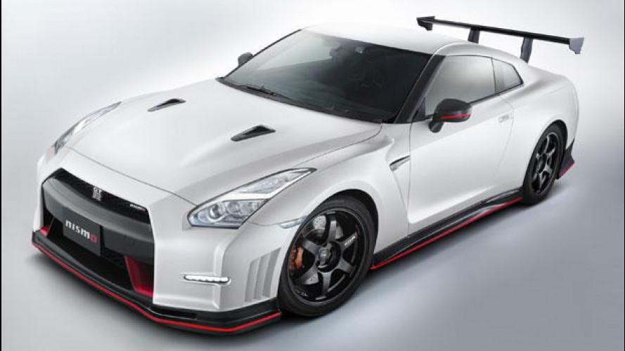 Nissan, poker di potenza al SEMA
