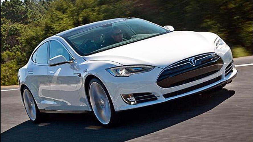 Tesla Model S nel mirino degli hacker