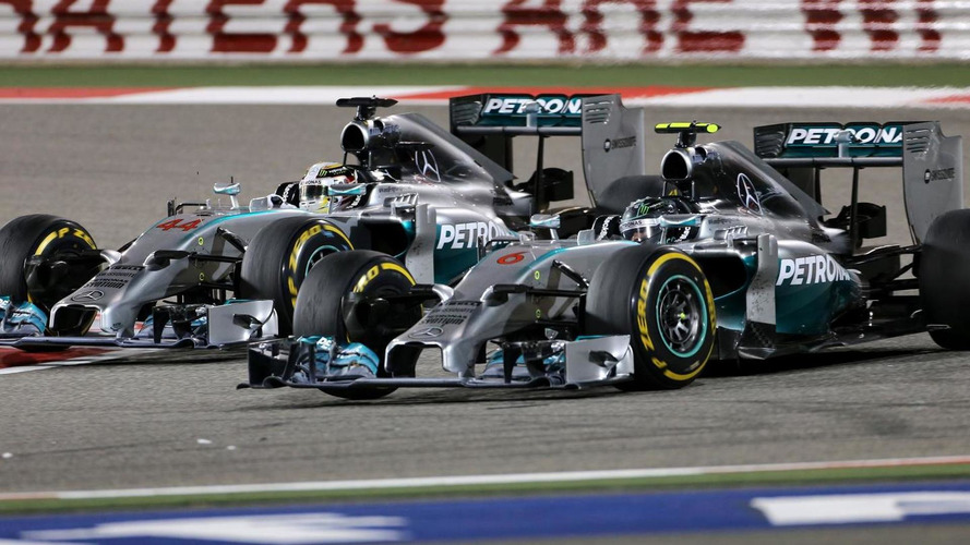 Mercedes rules out 'taxi driving' in Barcelona