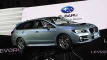 Subaru bringing five LEVORG concepts to Tokyo Auto Salon, including STI Performance version