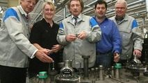 The VW's Kassel Team