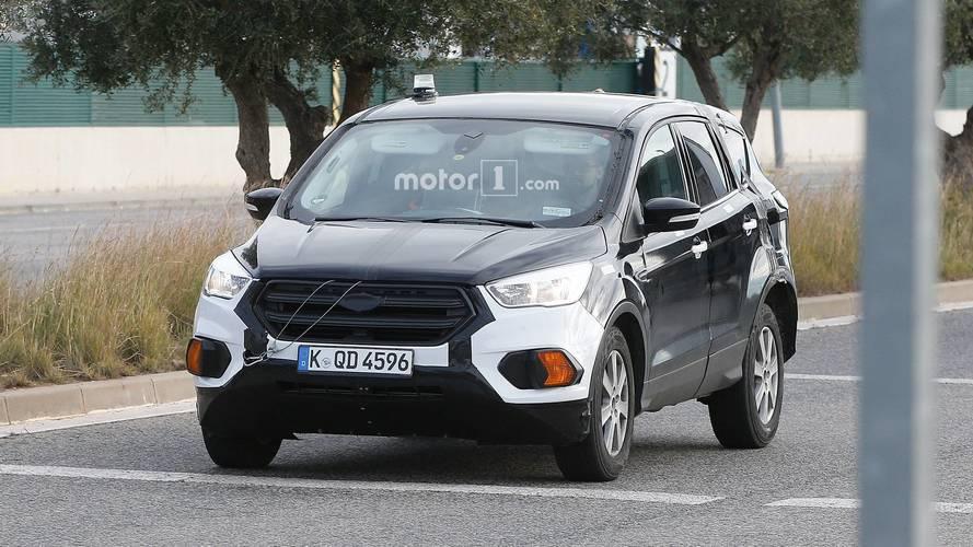 Ford Kuga 2020 - Flagra