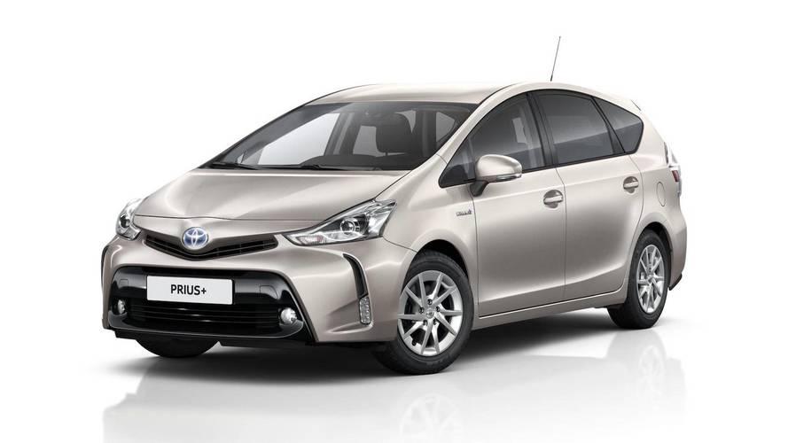 Toyota Prius+ 2018, plus de seguridad