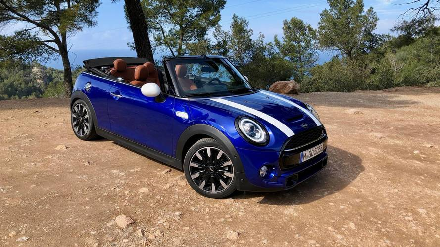 2018 Mini Cooper S Convertible first drive: Customisation king