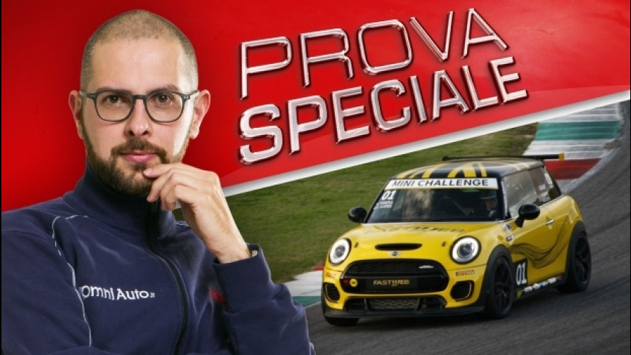 MINI Challenge, pilota per un giorno al Mugello [VIDEO]