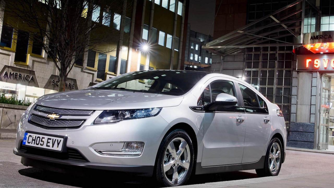 2012: Vauxhall Ampera/Chevrolet Volt