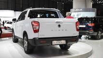 SsangYong Musso 2018 Cenevre Otomobil Fuarı