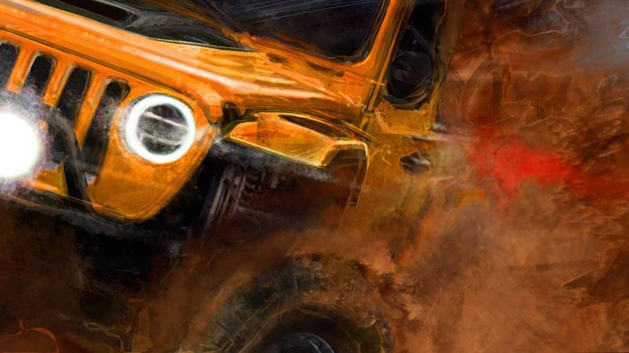 New Jeep Wrangler Getting Off-Road Overhaul For Easter Safari