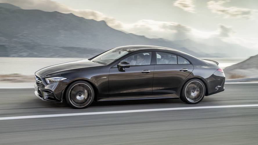 Mercedes-AMG adds new -53 lineup with 429-hp I6