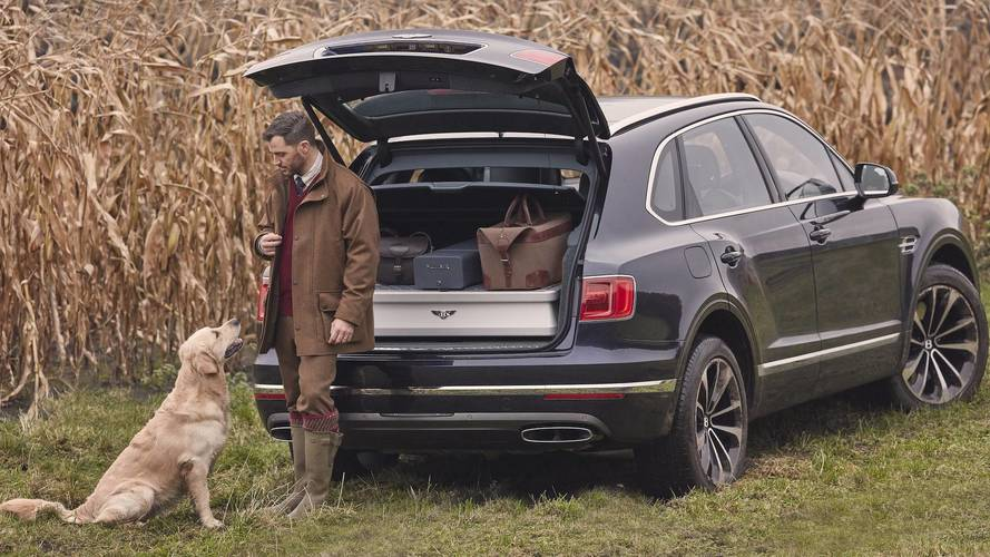 Bentley Bentayga Field Sports Edition Allows You To Hunt In Style