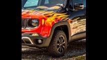 Jeep Renegade Hell's Revenge, quella per gli Harleysti