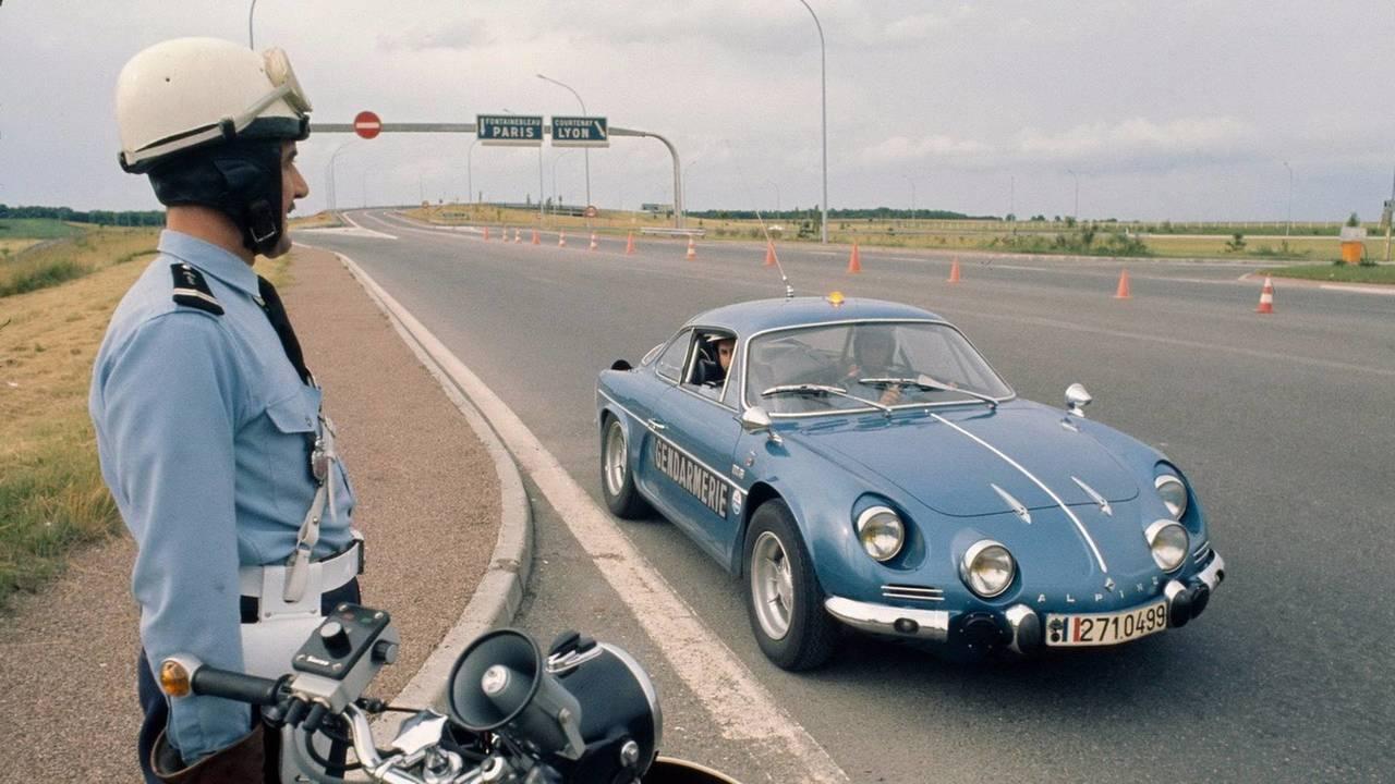 Alpine A110 (1966 - 1987)