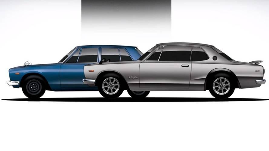 Efsaneler nasıl doğar: Nissan Skyline