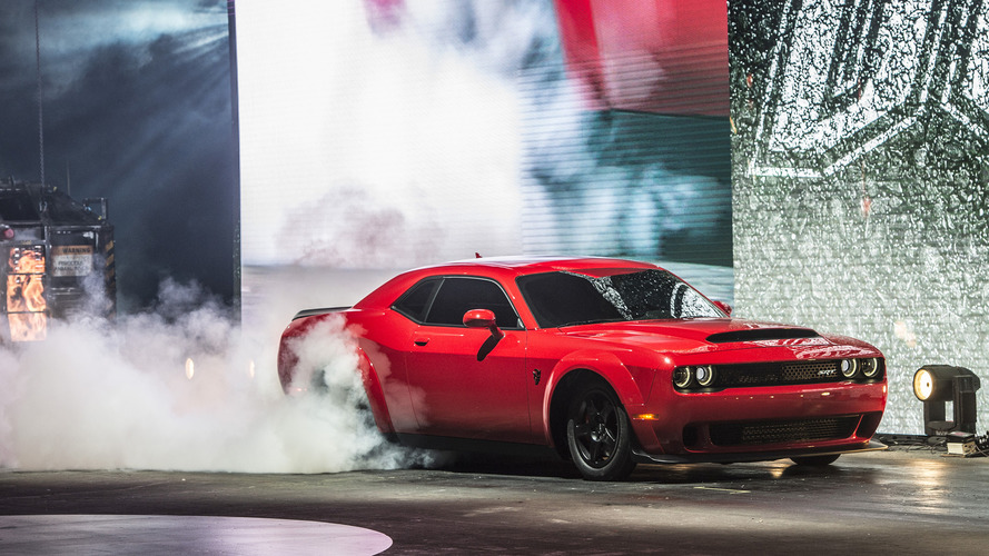 Dodge Demon iyi bir