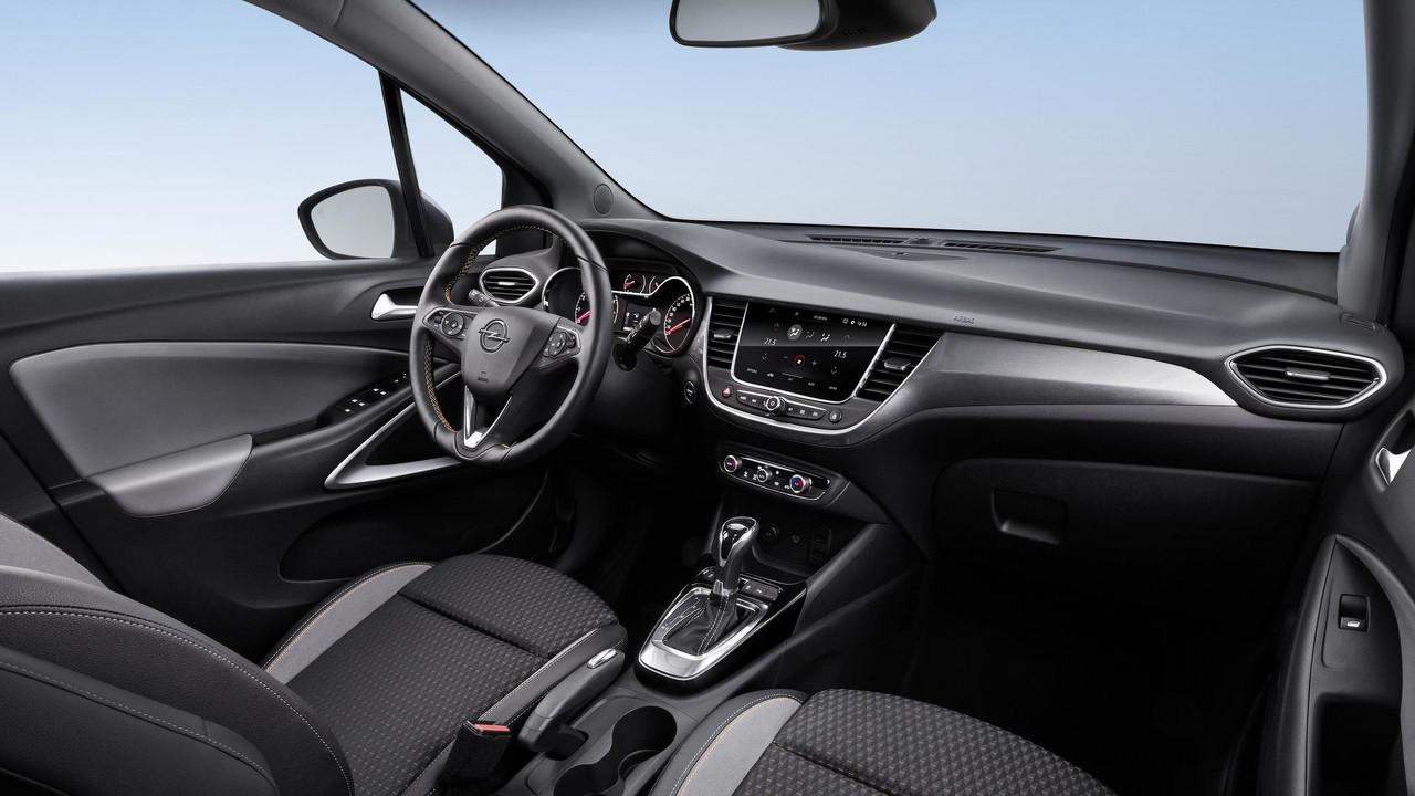 Opel Crossland X 2107, primera prueba