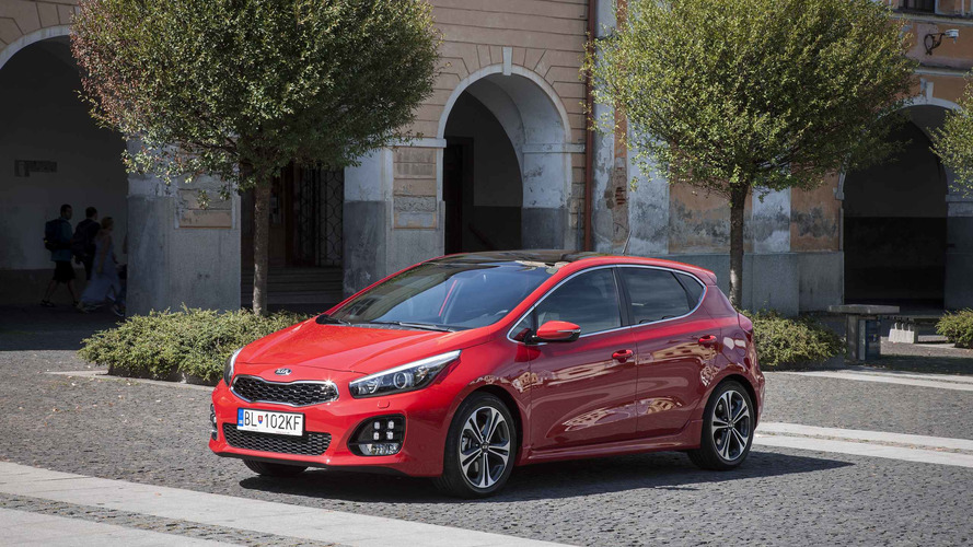 2017 Kia Ceed Review