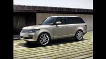 Range Rover 2013 tem novas imagens oficiais reveladas, inclusive do interior