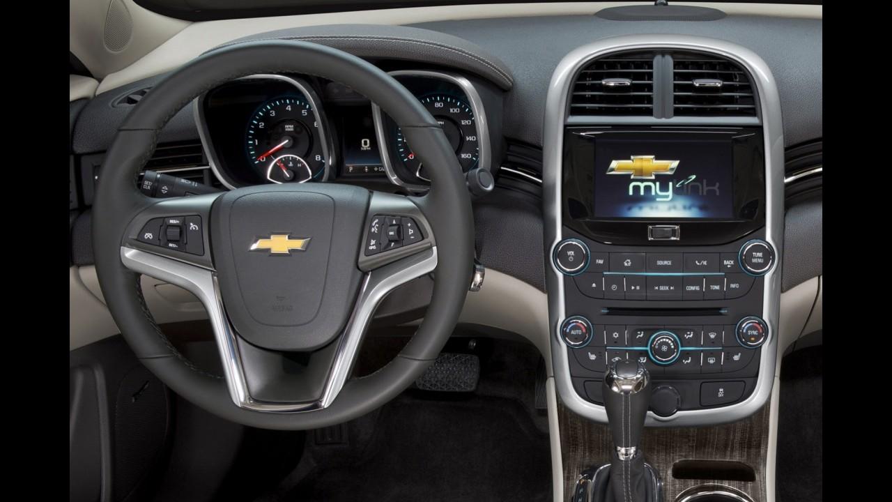 Malibu: com vendas em queda, GM apressa nova geração para o fim de 2015