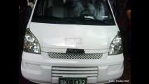 Van chinesa: Leitor flagra Chevrolet N200 em São Paulo