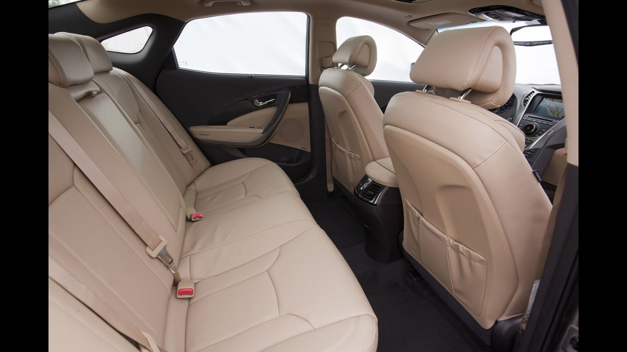 Salão de Los Angeles: Hyundai revela mais detalhes do Novo Azera para os norte-americanos