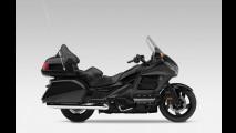Honda GL1800 Gold Wing 2014 chega com nova cor