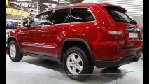 EUA: Novo Jeep Grand Cherokee é eleito Veículo Urbano do Ano 2011 na categoria Truck