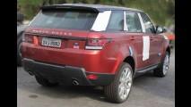 Flagra: novo Range Rover Sport 2014 já está no Brasil