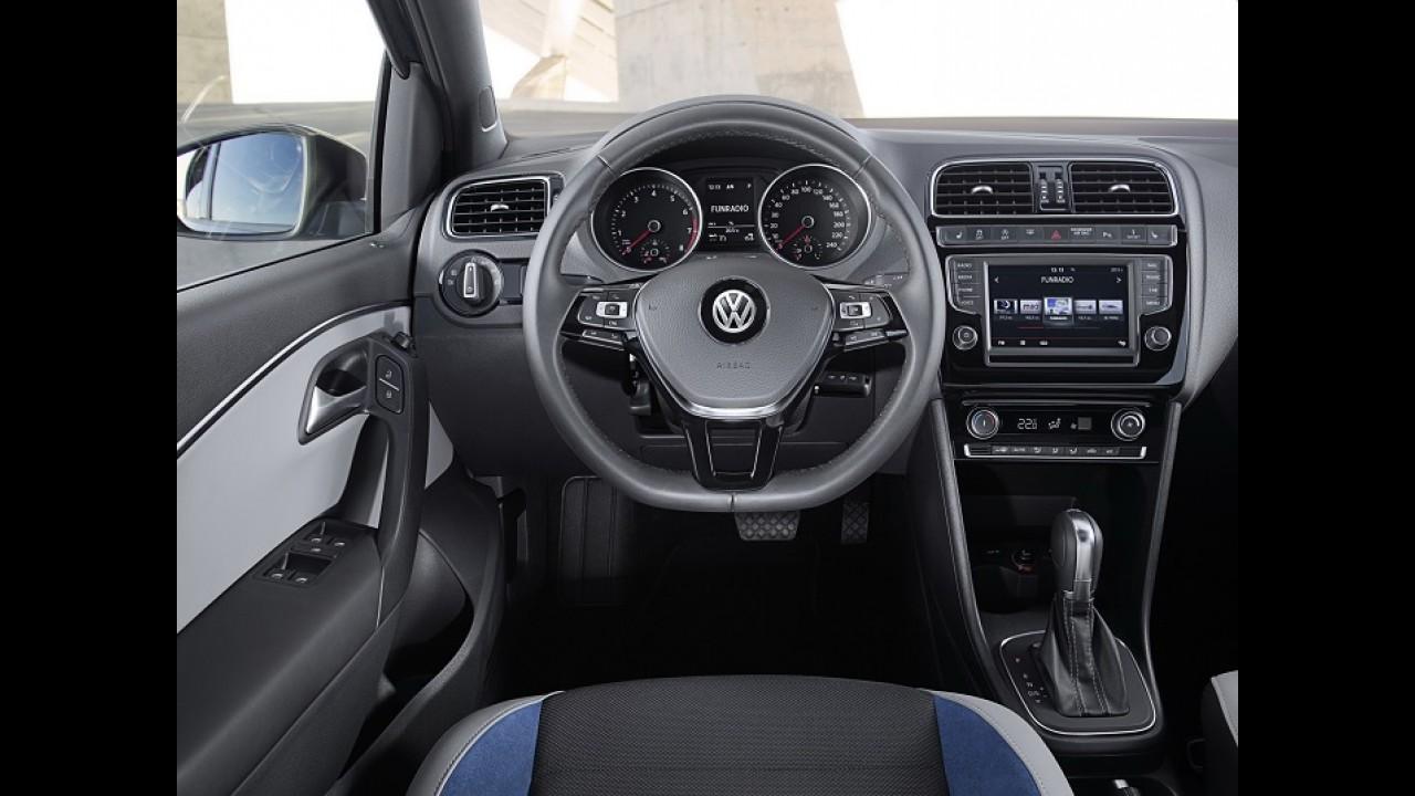 Próxima geração do VW Polo terá estilo esportivo e mais tecnologia embarcada