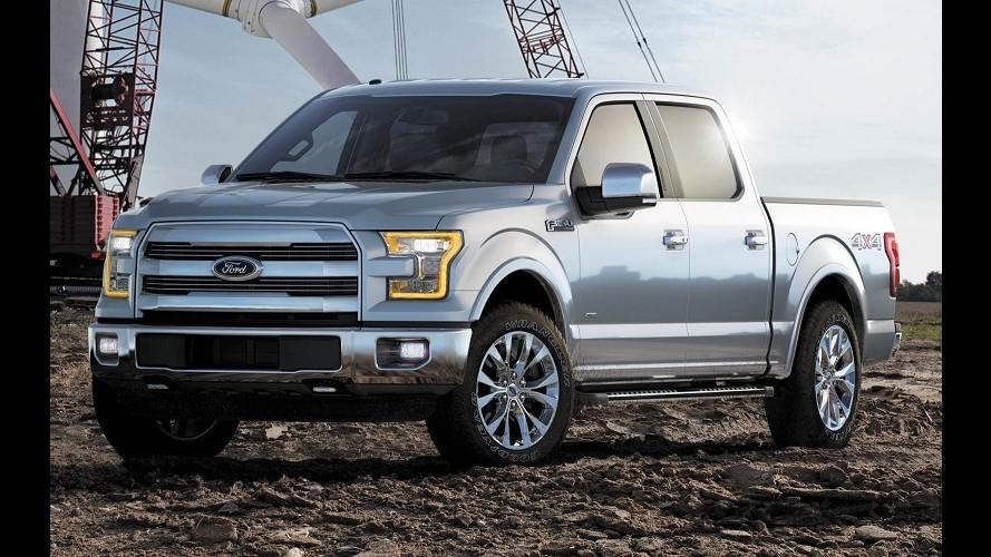 Ford vai subsidiar custos de reparação da nova F-150 para baixar preço do seguro