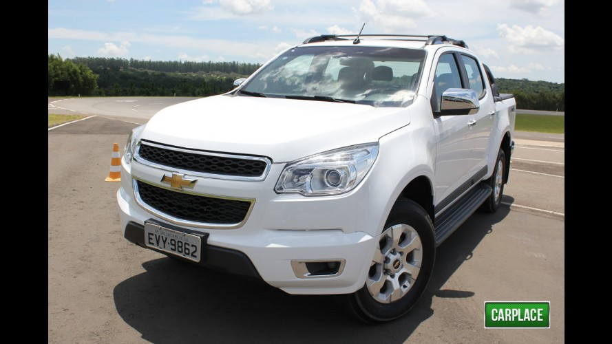 Impressões ao dirigir: Nova Chevrolet S10 2012