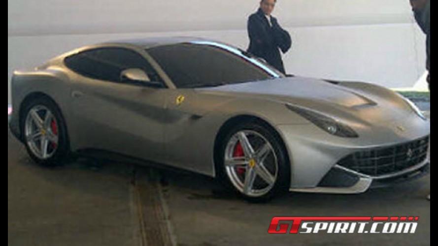 Sucessora da 599 GTB: Vaza primeira imagem da Ferrari F620 GT