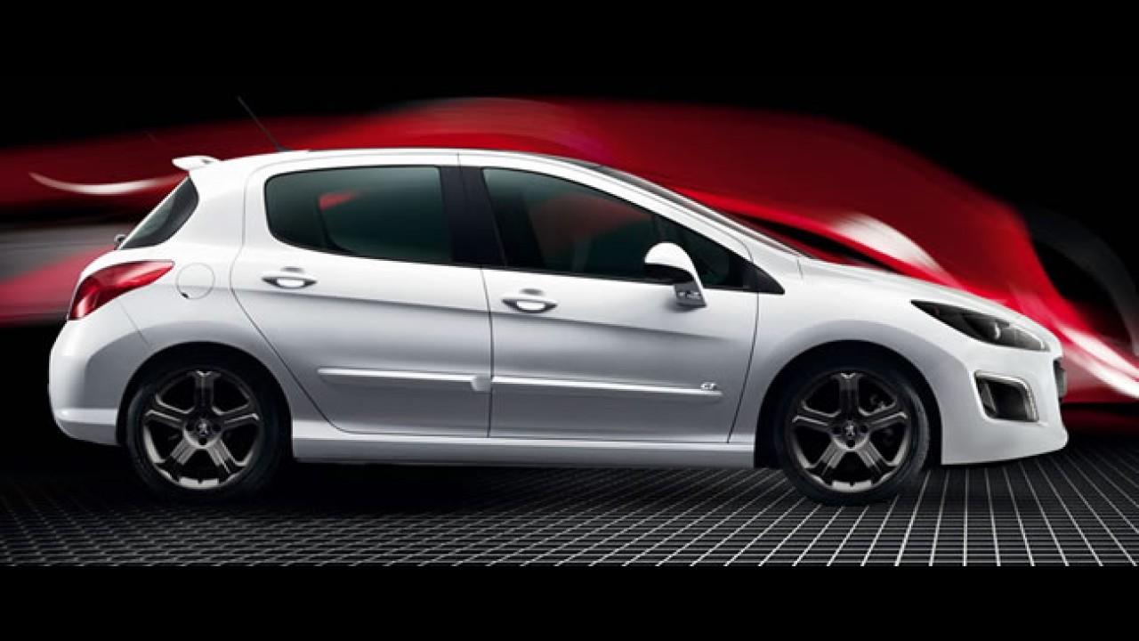 Novo Peugeot 308 GTi também será vendido no Argentina - Versão tem 200 cv