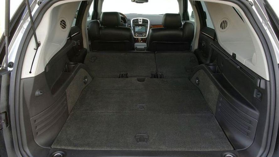 2007 Cadillac SRX: In Detail