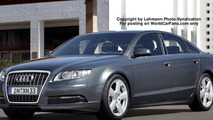 SPY PHOTOS: Audi A8