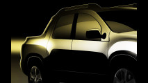 Renault pick-up, primi bozzetti