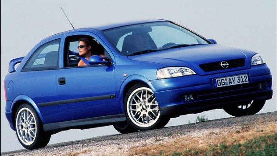 Opel Astra, una tradizione lunga quasi 80 anni