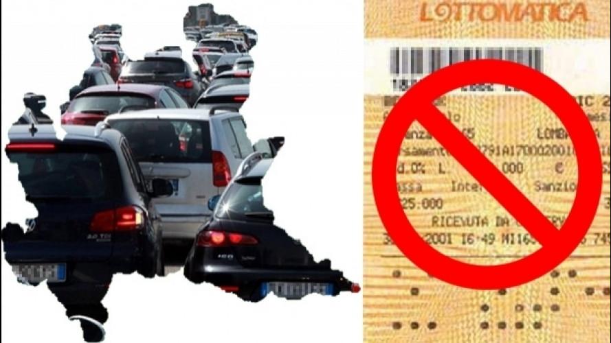 Lombardia, un referendum per abolire il bollo auto