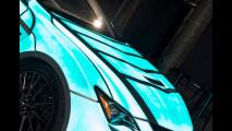 Lexus RC F Heartbeat si illumina al battito del cuore