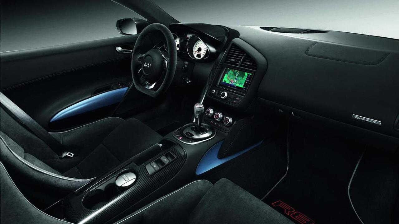 Audi R8 GT Spyder 03.06.2011