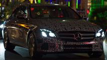 2016 Mercedes-Benz E-Class teaser