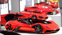 Ferrari design concepts - 19.7.2011