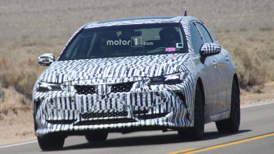 2019 Toyota Avalon Makes Spy Photo Debut