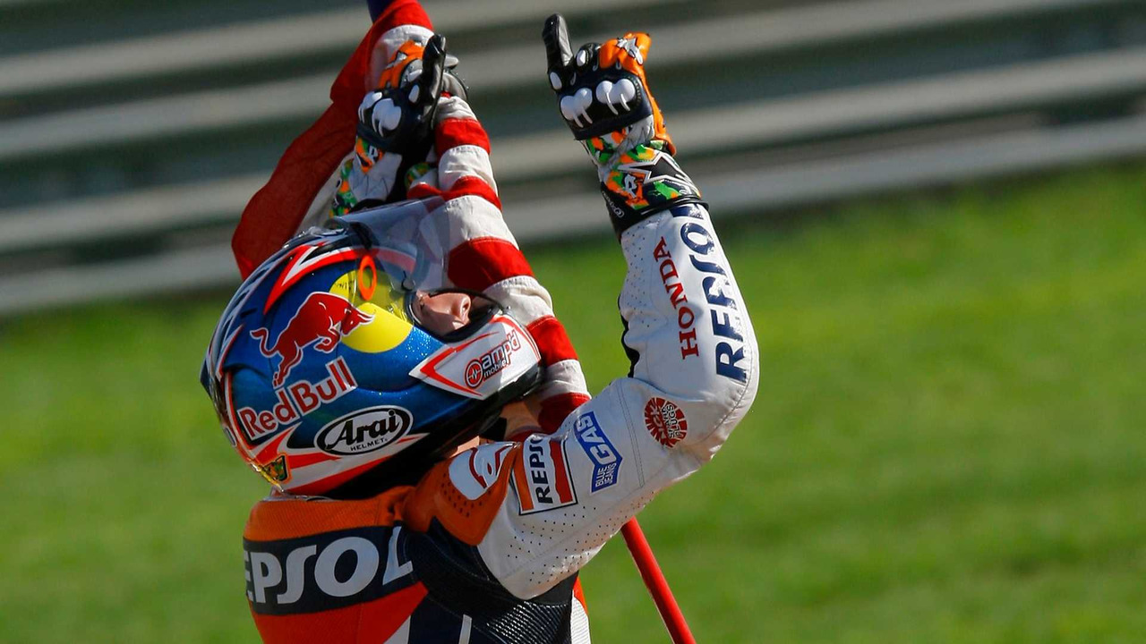 Nicky Hayden organs to be donated