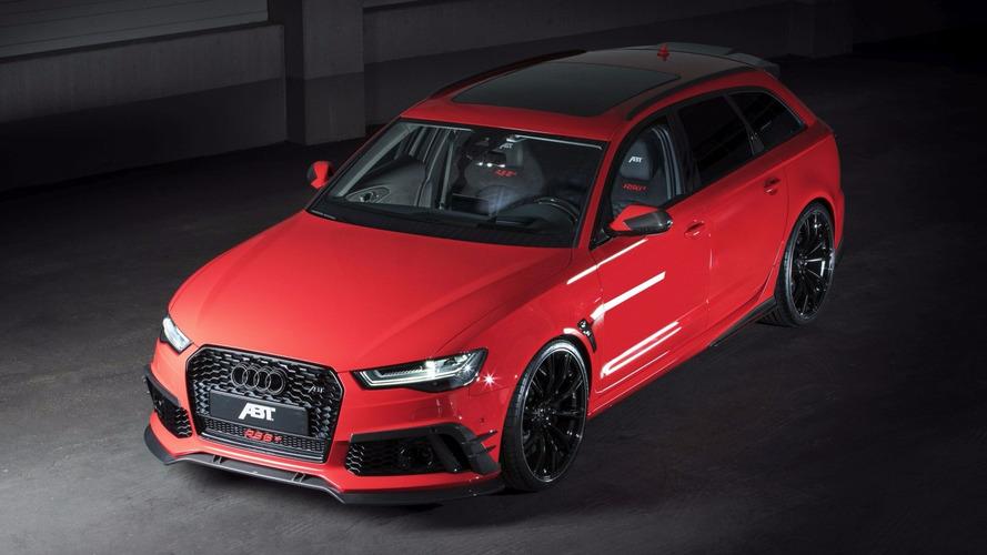 Une version berline pour la nouvelle Audi RS 6 ?