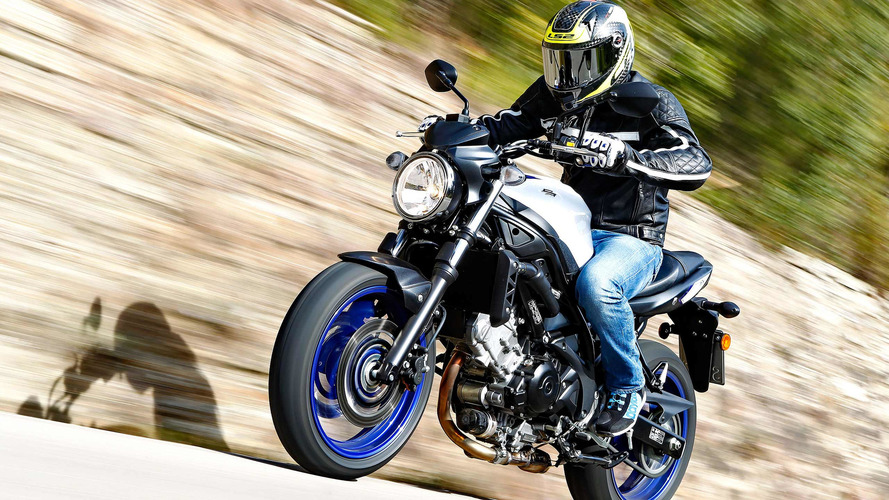 You Can Now Ride A New Suzuki Motorcycle For £60 A Month