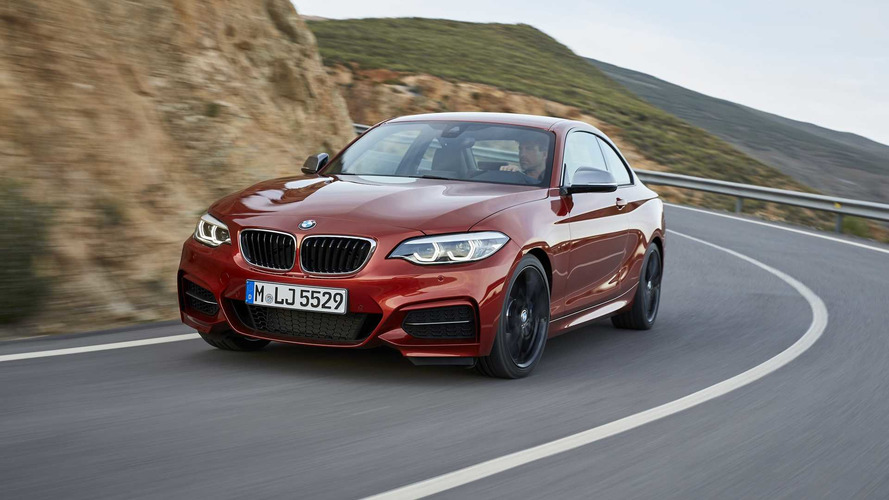 BMW Serie 2 2017, precios para España