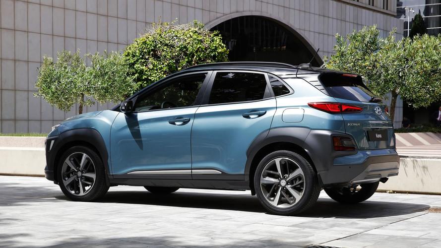 Hyundai dévoile les tarifs du Kona