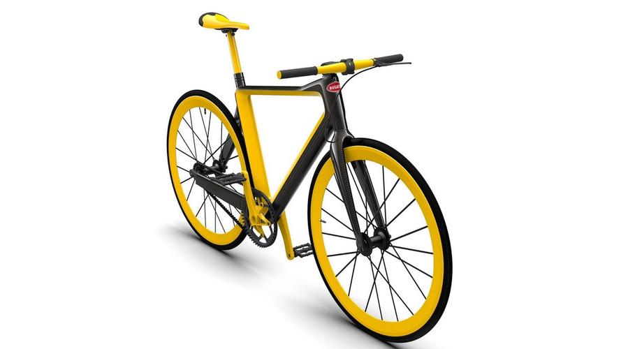 Bugatti lança bicicleta que custa o equivalente a R$ 121 mil